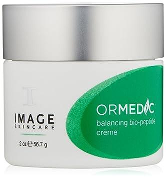 Amazoncom Image Skincare Ormedic Balancing Bio Peptide Crème 2 Oz