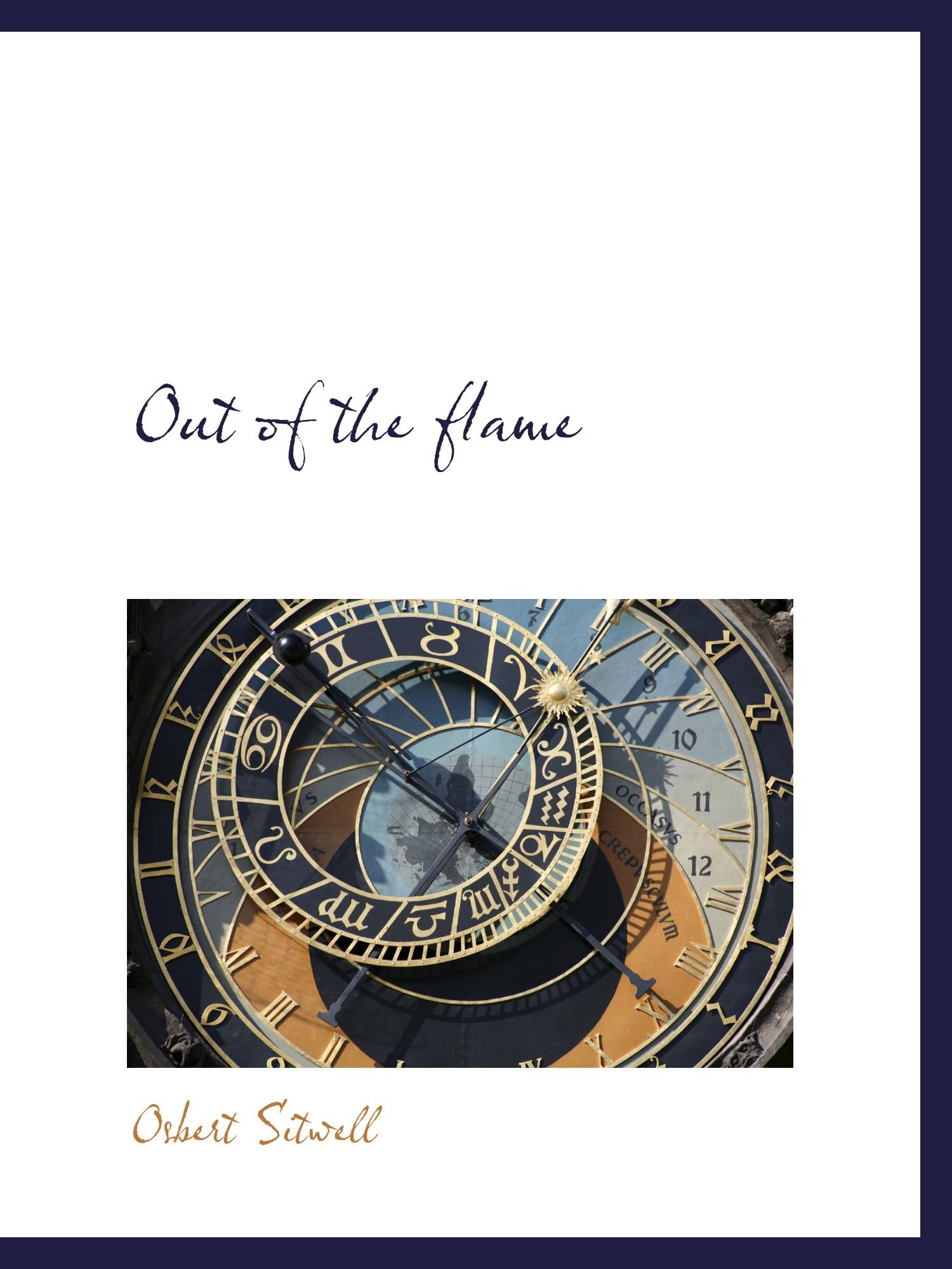 Download Out of the flame PDF