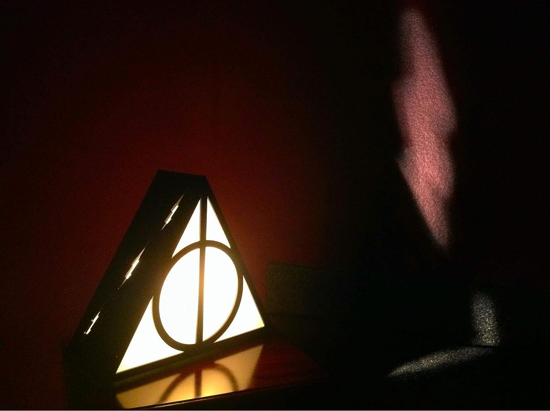 B016C8ERZM Harry Potter Deathly Hallows Lamp 713SV2SxmTL