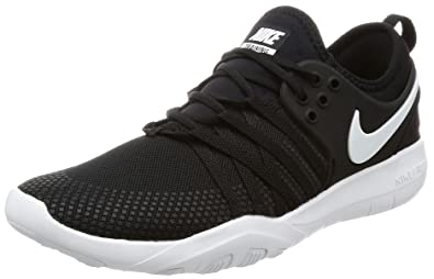49beed1d6b577 ... best nike womens free tr 7 training shoes black white 904651 001 size 6  2bc49 1d9ac