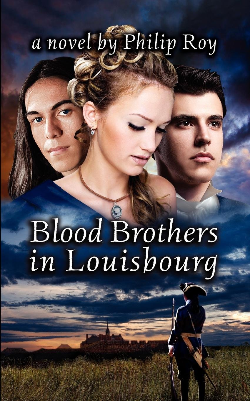 Download Blood Brothers in Louisbourg pdf epub