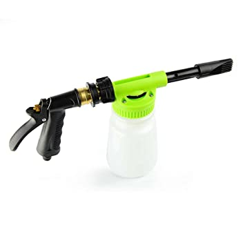 High Quality Crusar Car Washing Foamaster Gun And Multifunctional Portable Water  Foam Water Soap And Shampoo Sprayer