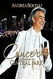 Andrea Bocelli - Concerto: One Night in Central Park [Blu-ray]