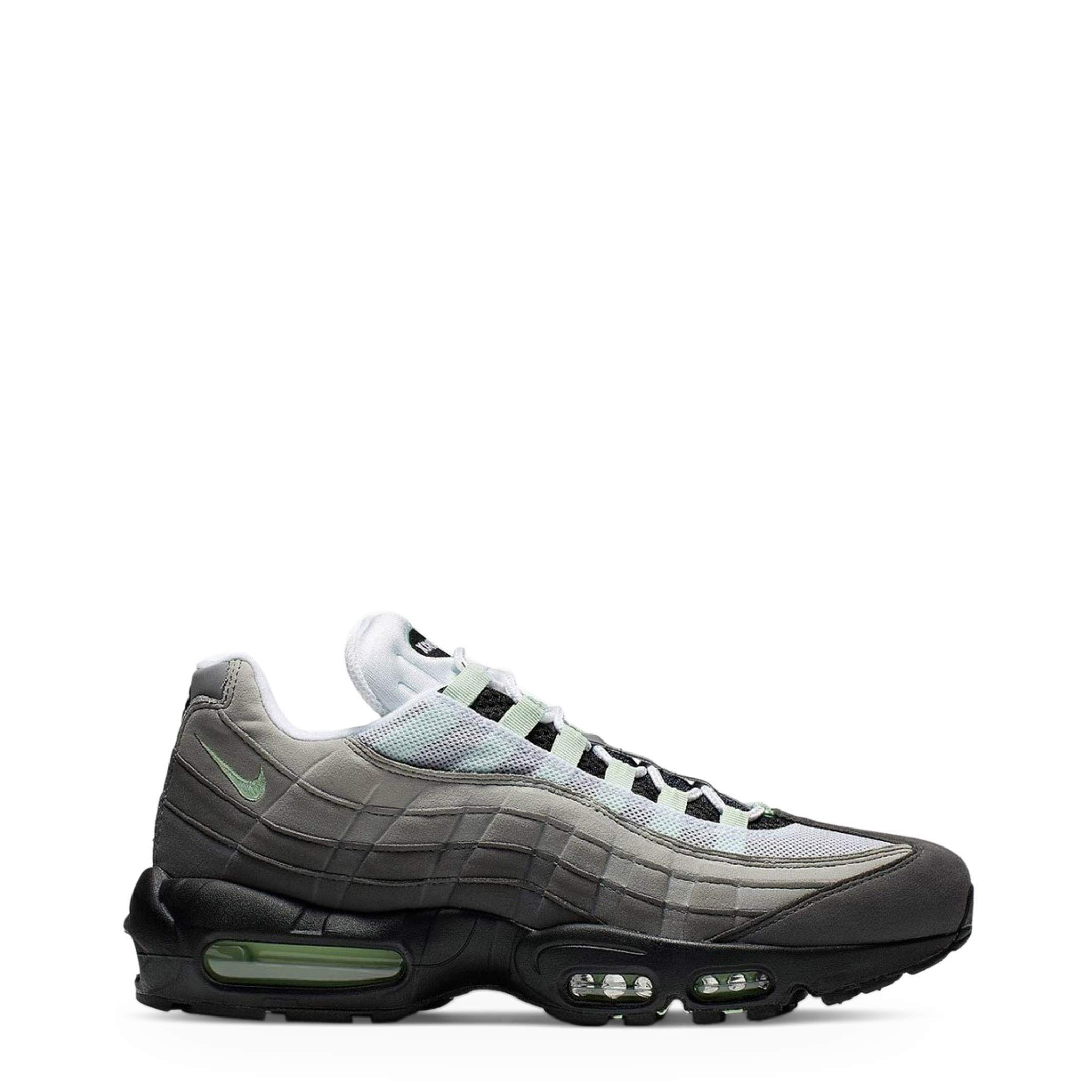 NIKE AIR MAX 95 WHITE FRESH MINT GRANITE DUST CD7495-101 Mens Causal Sneakers