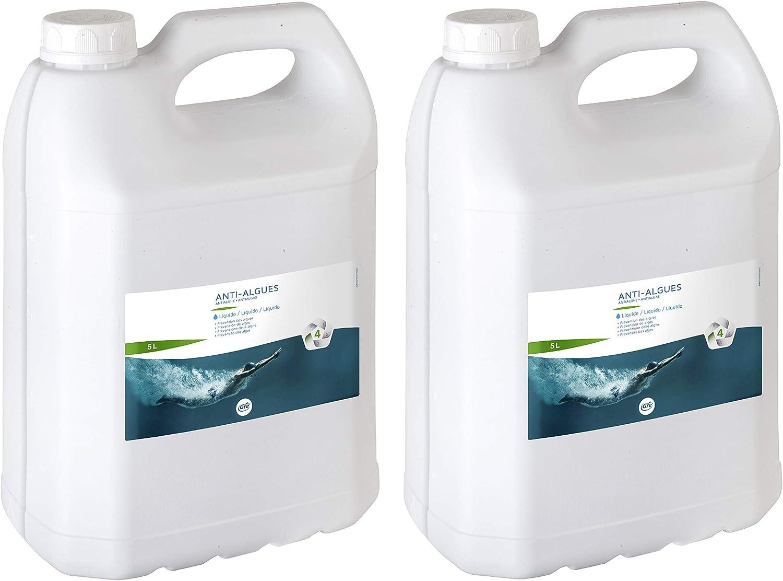 acci/ón algicida Gre 76008X2 10 l Pack de Antialgas l/íquido