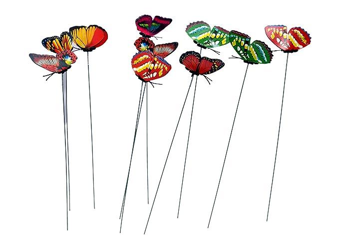 Back Garden Nursery Miniatures 10 Pcs. of Butterflies