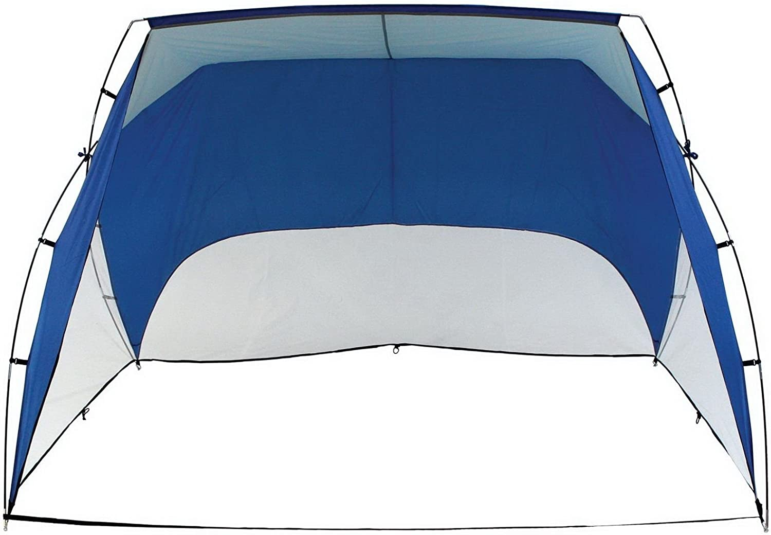 Waterproof Outdoor Camping Beach Awning Tent Sun Shade Shelter 3x2.9 Meters