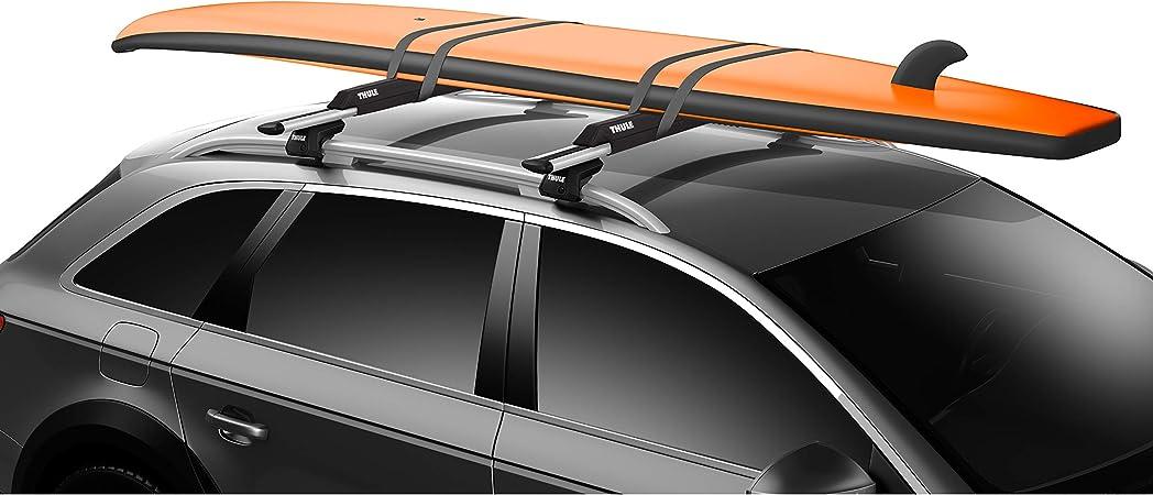 Thule Unisex Surf Pad Wide L Surfboard Und Sup Racks Schwarz 76 2 Cm Auto