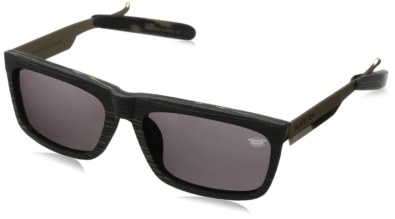 Black Flys Fly Razor 2 with Smoked Lens Wrap Sunglasses