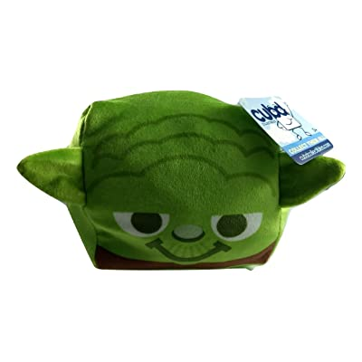 Yoda Mini Travel Pillow by Cubd Collectibles: Kitchen & Dining