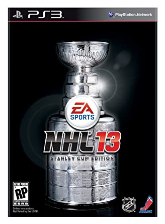 Amazon. Com: nhl 13 stanley cup collector's edition (playstation.