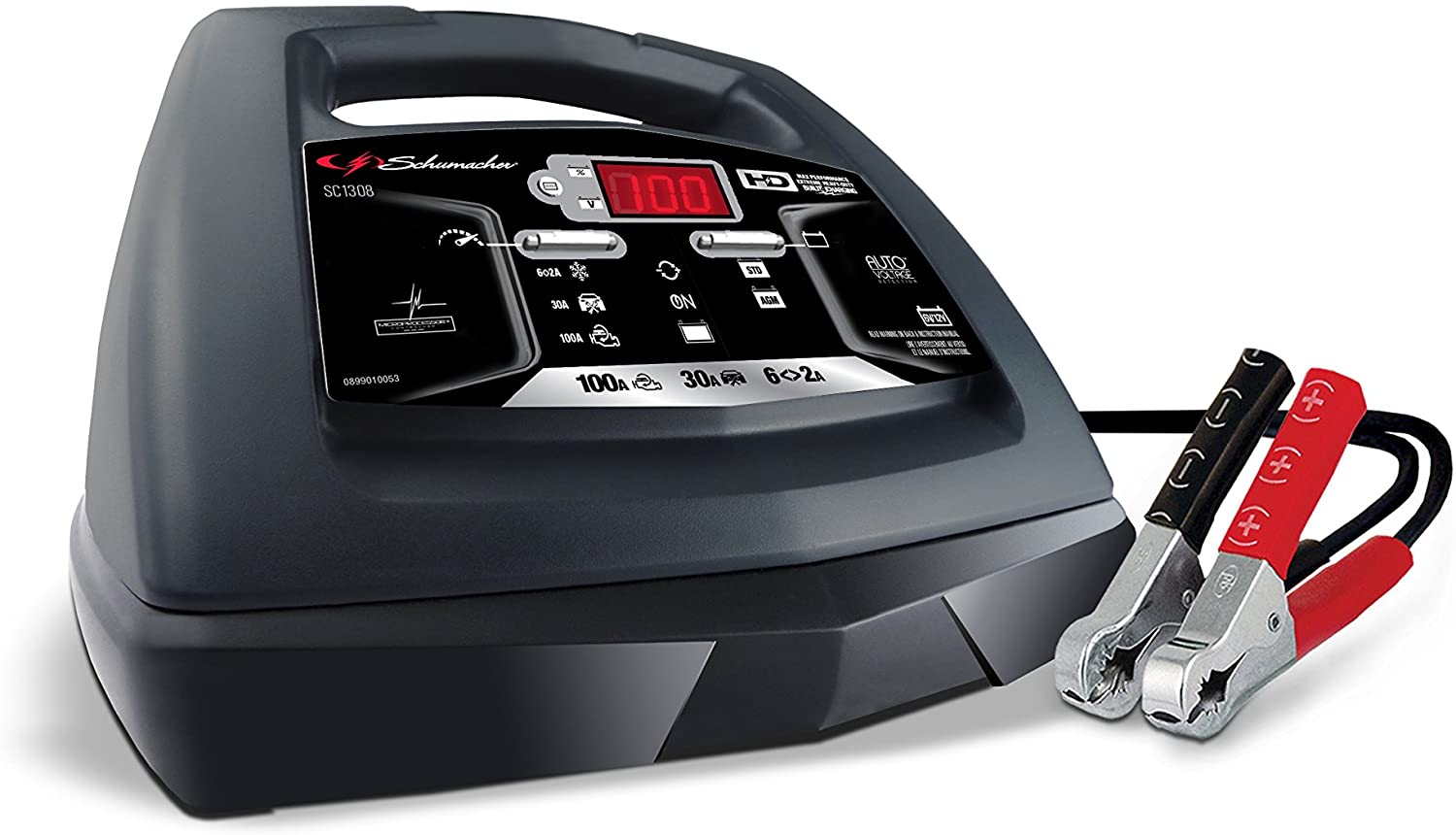 Schumacher Fully Automatic Battery Charger and Engine Starter}