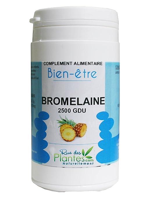 Supplément de broméline et perte de poids. Les bienfaits de l'enzyme bromélaïne | elseneur.info