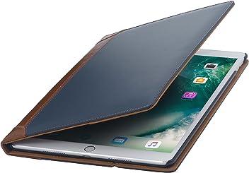"""StilGut Folio Case per iPad Pro 10.5"""" 2017 con funzione supporto e presentazione in nero"""