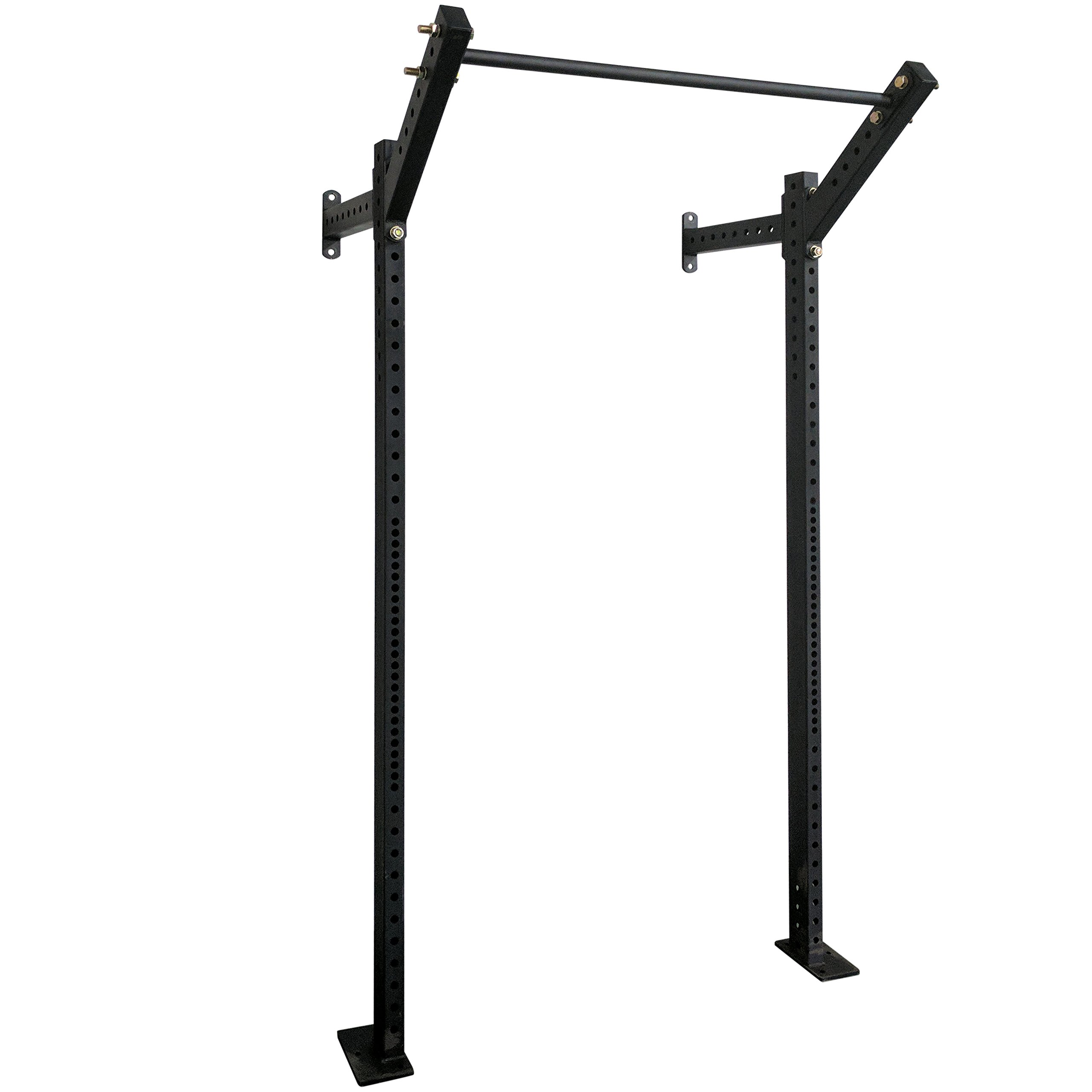Titan T-3 Series Short Space Saving Rack - 18'' Depth