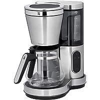 WMF 0412320011 Lumero Filter Kaffebryggare Glas 1,0l 10 Koppar Avtagbar Vattentank LED Belysning Touch Funktion…
