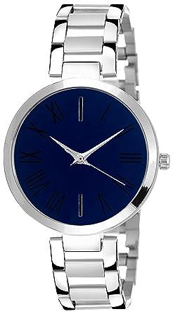 Analogue Women's Watch (Blue)