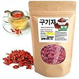 [Medicinal Korean Herb] Goji Berry ( Wolfberry / Gouqi / 구기자 ) Dried Bulk Herbs 4oz ( 113g )