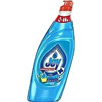 Joy Anti-Bacterial Concentrated Dishwashing Liquid, 500ml (1 New Verison 500ml)