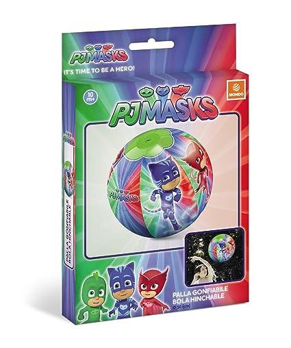 PJ Masks Pelotas, (Mondo Toys MD-16687)