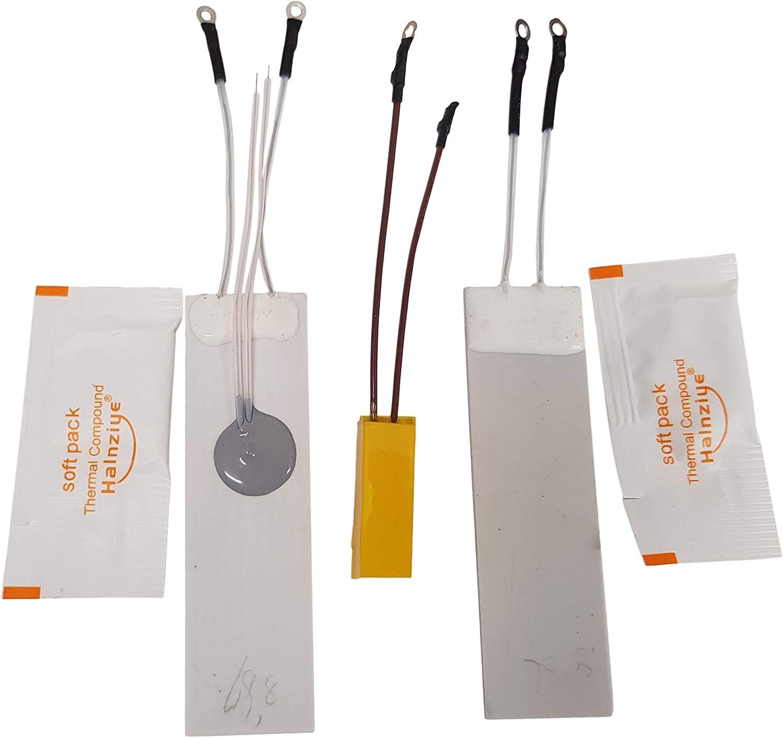 Kit de reparación de calentador y fusible térmico compatible con GHD de 70 ohm: Amazon.es: Belleza