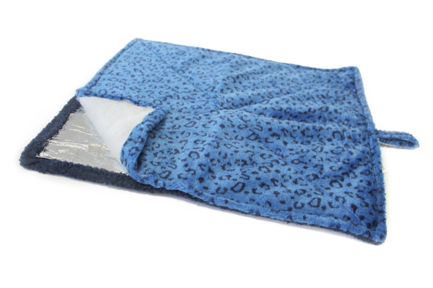 Milliard Thermal Cat Mat//Self Heating to keep Your Pet Warm and Reversible and Washable for Easy Maintenance 21in x 17in