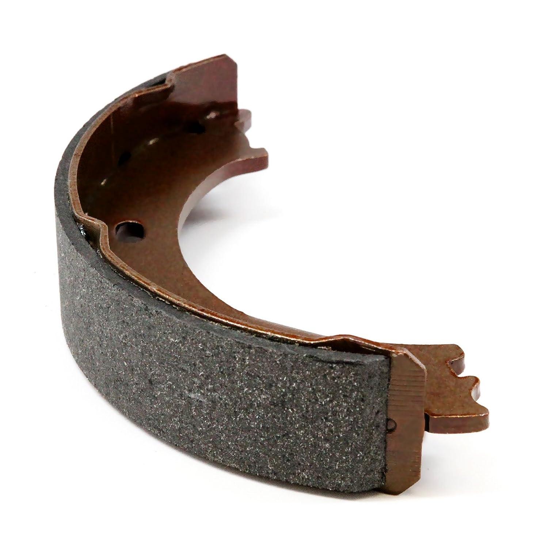 PowerSport Rear Semi-Metallic Brake Shoe 2901-0753-00
