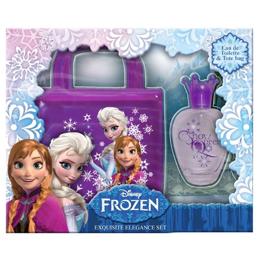Disney Frozen Eau De Toilette Children Fragrance Printed Bag Gift Set 50 ml DIS-FRO-F-00-050-04