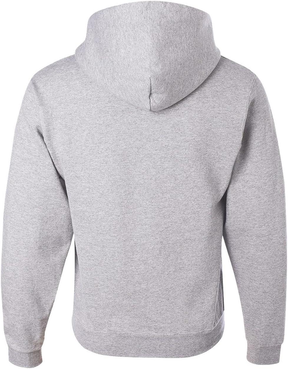 Birch Silver NuBlend 50//50 Pullover Hood Medium Jerzees 8 oz