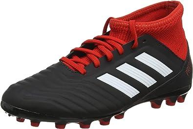 vagón Laboratorio Mortal  adidas Predator 18.3 AG J, Botas de fútbol Unisex niños: Amazon.es: Zapatos  y complementos