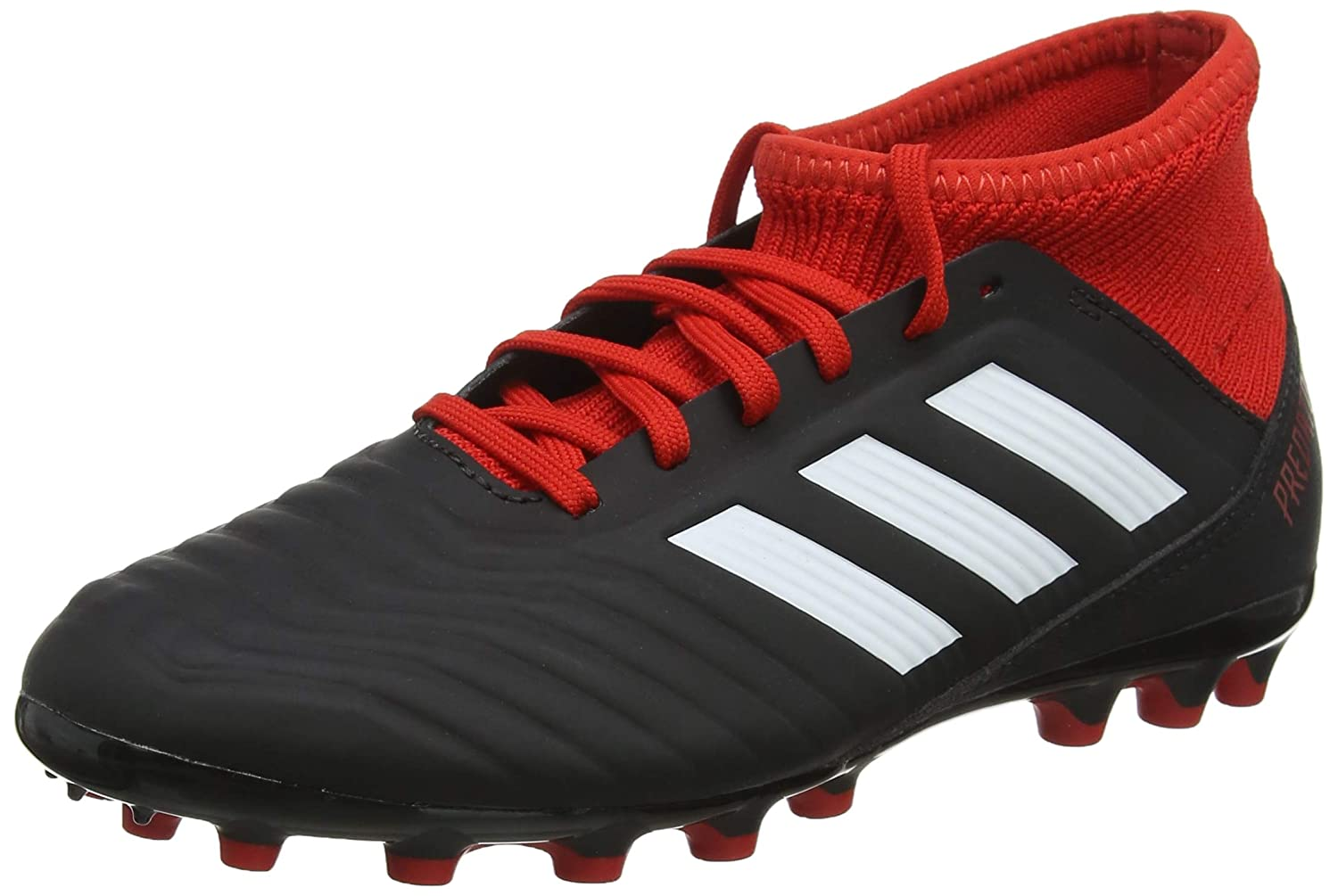 adidas Predator 18.3 AG J Chaussures de Football Mixte Adulte