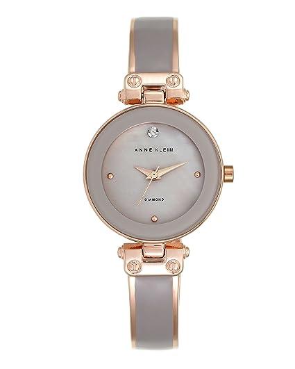 f91e324c467a Reloj - Anne Klein - para Mujer - AK N1980TPRG  Amazon.es  Relojes