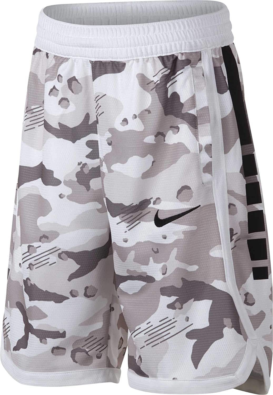 Nike Boys Dri-FIT Elite Printed Basketball Shorts: Amazon.es ...