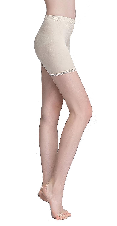 be86d831122984 Vinconie Women Under Skirt Leggings Safety Pants Yoga Tights Lace Shorts:  Amazon.co.uk: Clothing