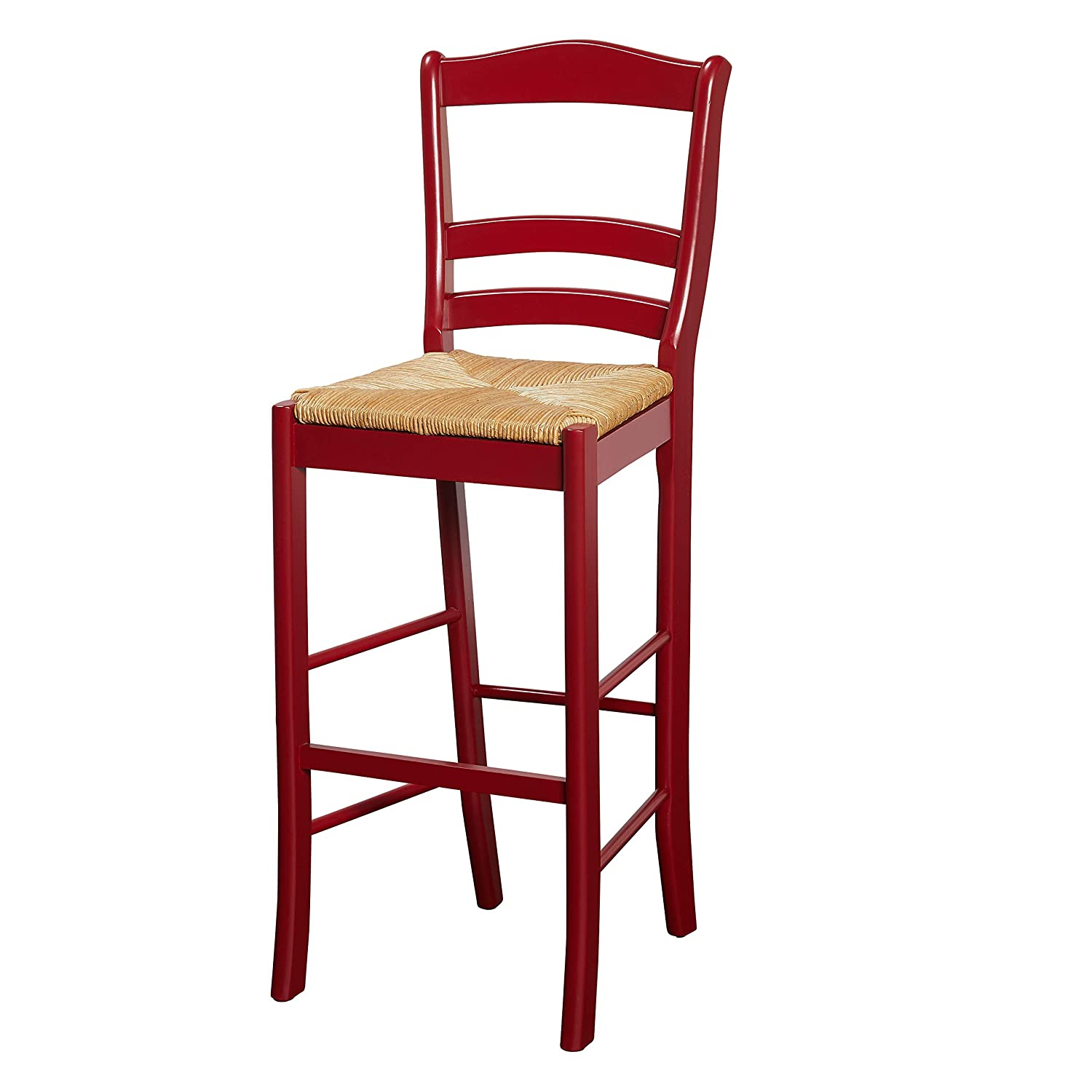 Marvelous Tms 30 Inch Paloma Stool Red Evergreenethics Interior Chair Design Evergreenethicsorg