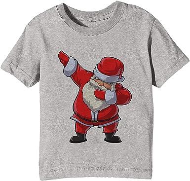Santa Claus Père Noël tshirt enfants homme /& femme tailles