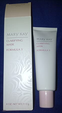 Mary Kay Clarifying Mask Formula 3 Acne Blemish Prone Skin Full Size New in Box