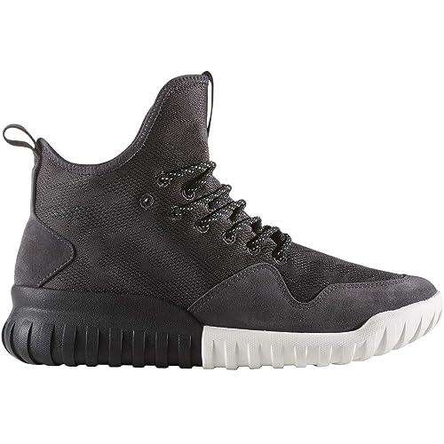 Adidas OriginalsTUBULAR - Zapatillas Altas - Utility Black/Core Black/Crystal White: Amazon.es: Zapatos y complementos