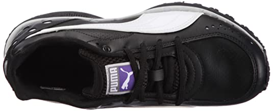 Puma BodyTrain SL Wn's 185651, Damen Sportschuhe Fitness, Schwarz (black white 05), EU 42 (UK 8) (US 10.5)