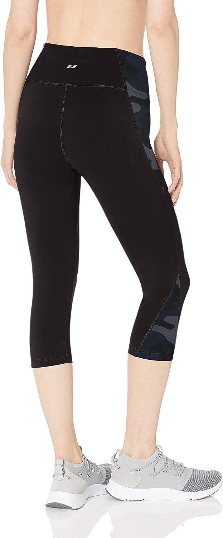 Essentials Performance Capri Legging Donna