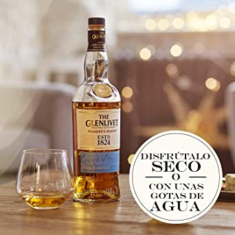 The Glenlivet Founders Reserve Whisky Escocés de Malta- 700 ml
