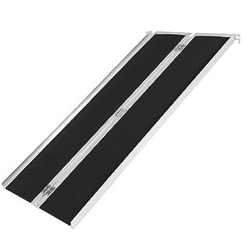 Amazon.com: Tek Widget Portable Aluminio Silla De Ruedas ...