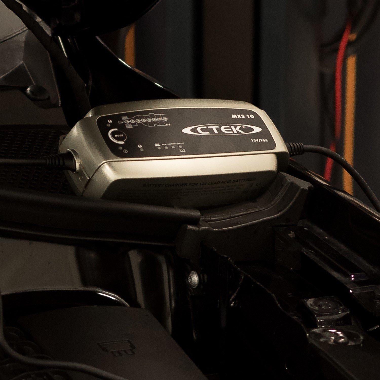 CTEK MXS 10 Pro Battery Charger European Plug by CTEK (Image #5)