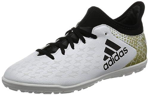 quality design 331f8 e7bb1 adidas X 16.3 TF J, Botas de fútbol para Niños  Amazon.es  Zapatos y  complementos