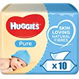 Huggies Baby Wipes Pure, 560 Wipes