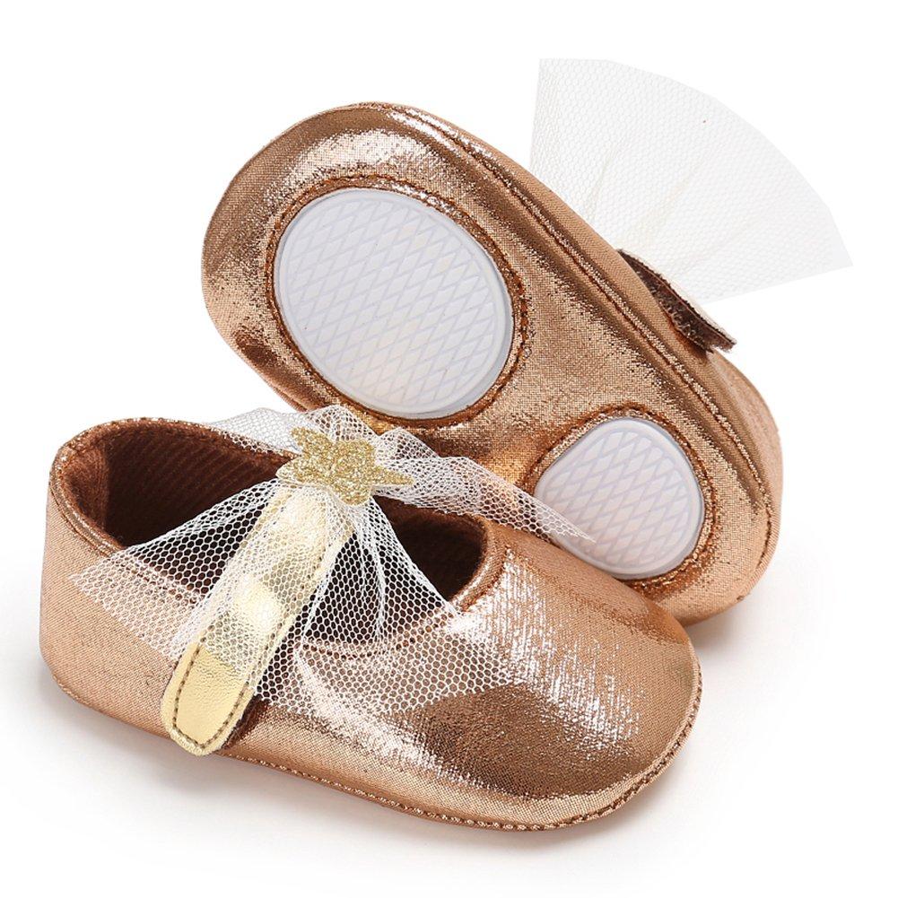 Fille Yimosecoxiang Chaussures Premiers Pas pour b/éb/é