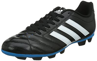 adidas Mens Hard Ground Football Boots Goletto V HG Soccer Cleats-Black-7 bb90936f6