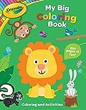 Crayola My Big Coloring Book (1) (Crayola/BuzzPop)