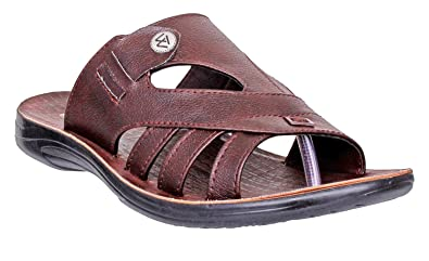 Flip Flops \u0026 Thong Sandal 717 Brown