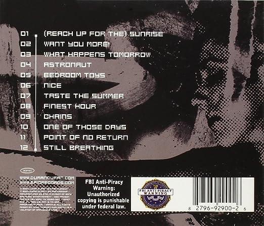 . Duran Duran   Astronaut   Amazon com Music